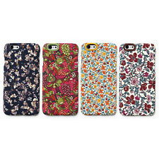 New Zenus Avoc Liberty Fabric Leather Bar Fitted Case For Apple iPhone 6 4.7""