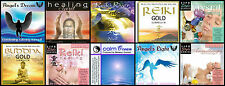 Relaxation and Meditation CD's Music by Llewellyn, Medwyn Goodall And Niall