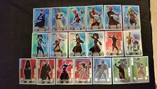 TOPPS FORCE ATTAX STAR WARS SERIES 3 FORCE MASTER TRADING CARDS