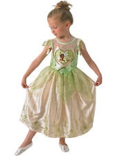 NEW Disney Loveheart Tiana Fancy Dress Costume Princess & The Frog Outfit