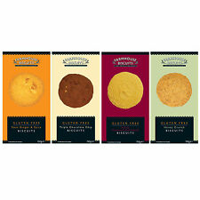 2 x Packs GLUTEN FREE Cookies - Farmhouse Biscuits - Assorted Flavours Gifts