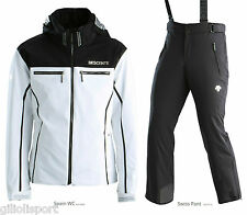 DESCENTE SPAIN WC Ski Jacket + SWISS Ski Pants Completo Sci Uomo D5 8608 04