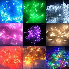 New 4M 40LEDS Battery Power Operated Led String Christmas Wedding Party Lighting
