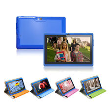 """16GB 7""""inch A33 Quad Core Android 4.4 Tablet PC WiFi 3G Dual Camera Bundle Case"""