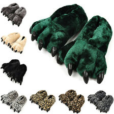 Animal PAWS Winter Shoes Home Slippers Winter Indoor Slippers EVA Foam Slippers