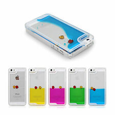 New Cute Aquarium Aqua Fish Tank Hard Water Apple iPhone 6  6 + Plus Cover Case