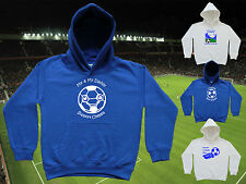 CHELSEA Football Baby/Kid's Hoodie/Hoody-Boy/Girl-Personalised Top-Name & Number