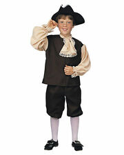 Colonial Boy Costume Rubies 10051 New Historical Revolutionary School Pageant