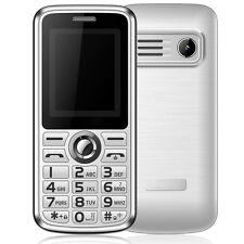 SENIOR CITIZEN GSM MOBILE PHONE BAR BIG BUTTON UNLOCKED FOR OLD MAN PERSON