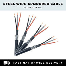 SWA CABLE ARMOURED CABLE 3 CORE CABLE PVC PER METRE