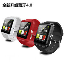 Bluetooth Smart Wrist Watch Smartphone For IOS Android Samsung S3 S4 Note 2 3 4