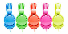 CYW | Urbanz NEON Kids Childrens Girls Boys Headphones iPod iPad iPhone MP3
