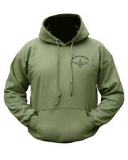 NEW: British Army - Parachute Regiment (Double Sided) Hoodie (Airborne / Para)