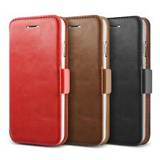Samsung Galaxy Note 4 Wallet Case [Dandy Klop-Kick stand] Premium PU Leather