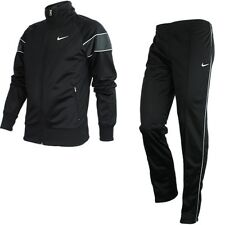 Nike REGULAR schwarz grau Herren Trainingsanzug Suit Jogging Fitness Sport NEU