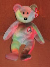 ORIGINAL TY BEANIE BABY BEARS PLUSH ANIMAL RETIRED COLLECTABLE