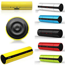 NFC FM Hifi Stereo music Boombox Bluetooth Wireless Speaker Mic Touch Screen