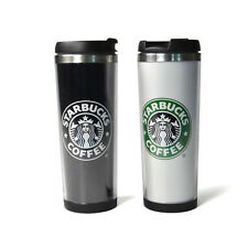 2014 14OZ Starbucks Double wall stainless steel coffee tumbler cup Travel Mug