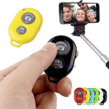 Wireless Bluetooth Selfie Camera Remote Control Shutter For LG iPhone Samsung MT