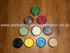 Leather Re-Colouring Balm Restorer Worn Faded Sofa Chairs Suites Handbags Shoes