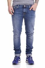 Nudie Herren Jeans Skinny Lin Easy Strikey 111739 von STUFF-Fashion