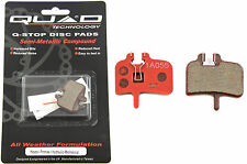 HAYES/PROMAX HYDRAULIC/MECHANICAL MTB DISC BRAKE PADS BY QUAD 50% OFF RRP QDP15