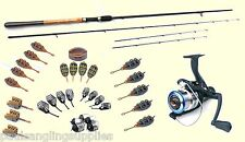 Garbolino Rocket Carp Picker Fishing  Rod & Viper Reel + Carp  Method Feeder Mix