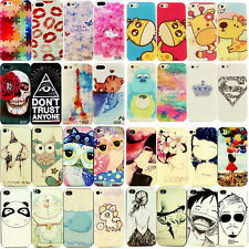 Hot New Painted Various Pattern Phone Hard Back Skin Case Cover For iPhone 4/4S