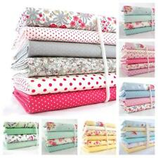 FQ BUNDLES - SPRING  ~ 2015 ~ ALL NEW FLORAL 100% COTTON FABRIC bundle remnants
