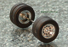 1:50 or 1/53 CUSTOM BUILDING PARTS! TONKIN AXLES***MULTIPLE OPTIONS AND CHOICES!