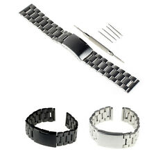 Stainless Steel Watch Band +Tool For Samsung Galaxy Gear 2 R380 R381 R382