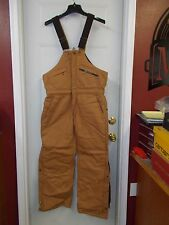 Men's Key Insulated Duck Bib Overalls - Style #275-21