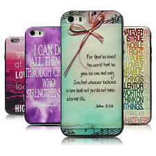 John 3:16 with Bow Bible Verse Quote TPU Bumper Hard case For iPhone4 4S 5 5S 6