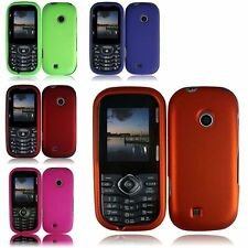 For LG Cosmos 3 VN251S LG Cosmos 2 VN251 Rubberized Phone Hard Case Cover