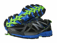 Men New Balance MT610BB3 Running Black Blue Lime 100% Authentic Brand New