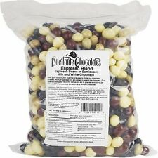 Dilettante Chocolate Covered Espresso Beans 5 LB. Variety - Coffee Candy Barista