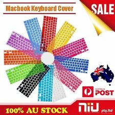 """Silicone Keyboard Cover Protector for Macbook Mac Pro 13 15 17 Air 11"""" 13 Retina"""