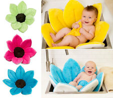 New Blooming Bath Plush Baby Bath Aid For Sink Tub Basin * Great For Photo