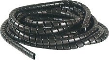 Hydraulic Hose Spiral Wrap Guard Protection - Black - 13 to 16mm