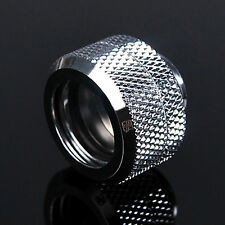 Compression Fitting 12-14-16mm OD Optional For Rigid Tubing Water Liquid Cooling