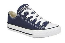 NEW Boy's Youth CONVERSE Chuck Taylor All Star Blue Athletic Lace Casual Shoe