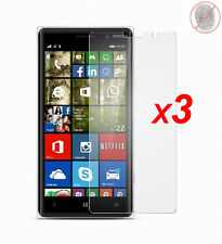 3x Anti-Glare Matte/ HD Clear Screen Protector Guard Film for Nokia Lumia 830