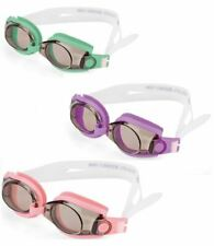 Osprey Sports Swim Swimming Goggles Adjustable Strap & Polycarbonate Lenses
