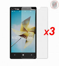 3x Anti-Glare Matte/ HD Clear Screen Protector Guard Film for Nokia Lumia 930