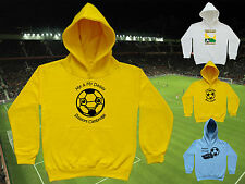 NON-LEAGUE Football Baby/Kids Hoodie/Hoody-Boy/Girl-Personalised Top-Name&Number