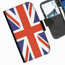 Flag Leather wallet phone personalised case for Sony Xperia Phone