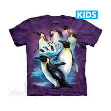 The Mountain Kids T-shirt Emperor Penguins by Mountain