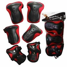 2 pack Skateboard Scooter Bicycle skate elbow Knee Wrist Protective Guard Pad