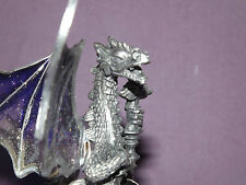 Dragon - Keeper of the Sword in Pewter