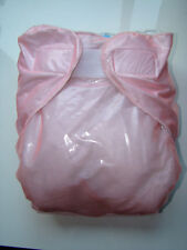 Adult baby Incontinence PVC Velcro diaper/nappy New #PDM01-5
